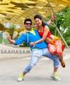 Prashanth, Amanda in Saahasam Movie Latest Pics