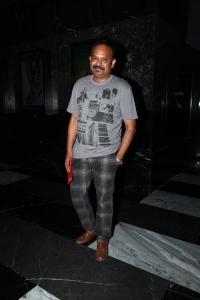Venkat Prabhu @ Saahasam Movie Preview Show Stills