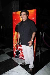 YG Mahendran @ Saahasam Movie Preview Show Stills