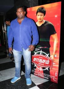 Robo Shankar @ Saahasam Movie Preview Show Stills