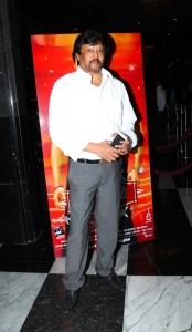 Producer Thiagarajan @ Saahasam Movie Preview Show Stills