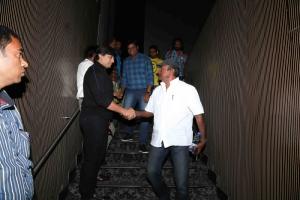 Prashanth, MS Baskar @ Saahasam Movie Preview Show Stills