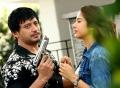 Prashanth, Amanda in Saahasam Movie Stills