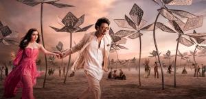 Shraddha Kapoor, Prabhas in Saaho Movie Images HD
