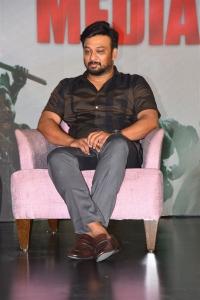 Director Pramod Uppalapati @ Saaho Movie Media Meet Photos