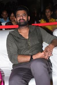 Actor Prabhas @ Saaho Movie Media Meet Photos