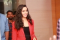 Actress Shraddha Kapoor @ Saaho Press Meet Chennai Stills