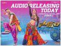 Bellamkonda Sai Sreenivas, Pooja Hegde Saakshyam Movie Audio Launching Today Posters