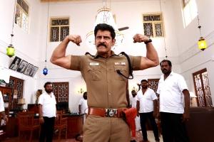 Actor Vikram in Saamy 2 Movie Stills HD