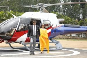 Vikram, Keerthy Suresh in Saamy 2 Movie Stills HD