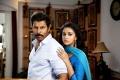 Vikram, Keerthy Suresh in Saamy Movie Stills HD