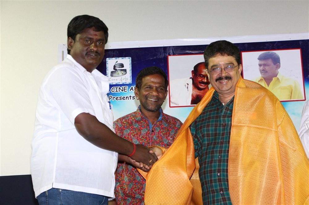 Saanthan Movie Audio launch Stills