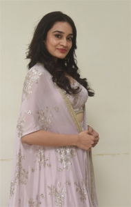 Neetho Movie Heroine Saathvika Raj Photos
