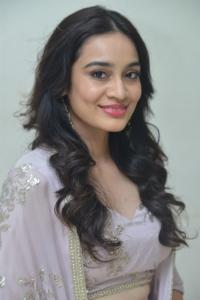 Neetho Movie Actress Saathvika Raj Photos