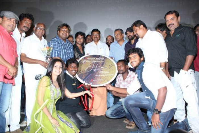 Saattai Movie Audio Launch Stills
