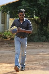 Actor Samuthirakani in Saattai Movie Stills
