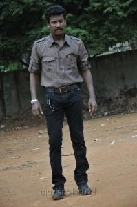 Actor Samuthirakani in Saattai Movie New Stills