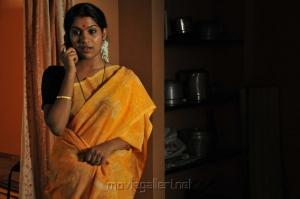 Actress Swasika in Saattai Movie New Stills