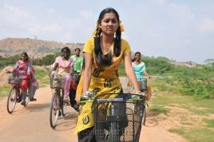 Tamil Actress Magima in Saattai Movie New Stills
