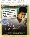 Samuthirakani in Sattai Movie Release Posters