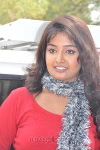Tv Anchor Sabarna at Kottaimedu Movie Launch