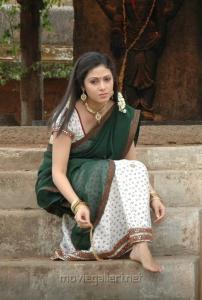 Actress Sada Cute Photos in Half Saree