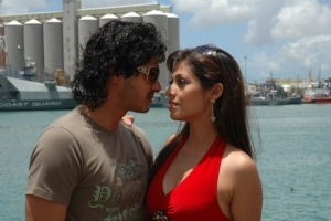 Sada hot in Click 3 Movie Stills