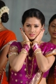 Actress Sada Saree Cute Images in Mythri Movie