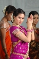 Actress Sada Cute Saree Images in Mythri Movie