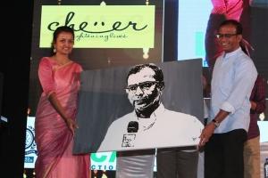 Kiruthiga Udhayanidhi @ Sadhayai Meeri Music Video Launch Stills