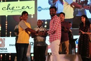 Sadhayai Meeri Music Video Launch Stills