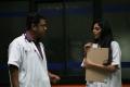 Yog Japee, Sanam Shetty in Sadhuram 2 Movie Stills