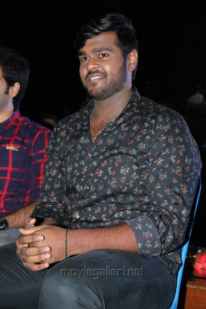 Actor Shanmugapandian @ Sagaptham Audio Launch Photos