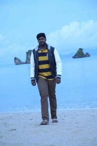 Actor Shanmuga Pandian in Sagaptham Movie Latest Stills