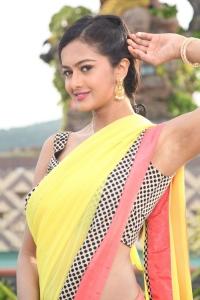 Actress Shubra Aiyappa in Sagaptham Movie Latest Stills