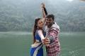 Shubra Aiyappa, Shanmuga Pandian in Sagaptham Movie Latest Stills