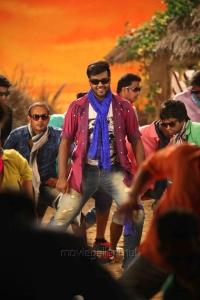 Actor Shanmugapandian in Sagaptham Movie Photos