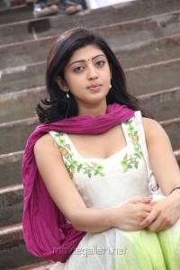 Praneetha in Saguni Movie Stills