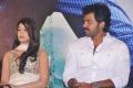 Pranitha, Karthi at Saguni Movie Press Meet Stills
