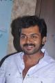 Actor Karthik Sivakumar at Saguni Movie Press Meet Stills