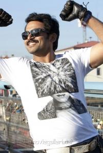 Karthik Sivakumar in Saguni Movie Stills