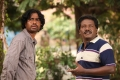 PV Prasad, Karunas in Sagunthalavin Kadhalan Movie Stills