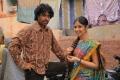 PV Prasad, Bhanu in Sagunthalavin Kadhalan Movie Stills