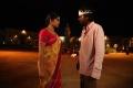 Bhanu, PV Prasad in Sagunthalavin Kadhalan Movie Stills
