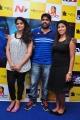 Samatha, Sri, Geethanjali @ Sahasam Seyara Dimbhaka Premiere Show at Prasadlabs, Hyderabad