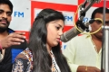 Actress Hamida @ Sahasam Cheyara Dimbhaka Song Launch at Big FM Photos