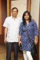 MS Narayana's daughter Sasikiran @ Saheba Subramanyam Release Date Announcement Press Meet Stills