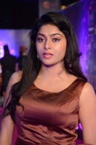 Actress Sai Akshatha Hot Stills @ Zee Apsara Awards 2018