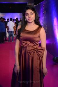 Actress Akshatha Srinivas Hot Stills @ Zee Telugu Apsara Awards 2018