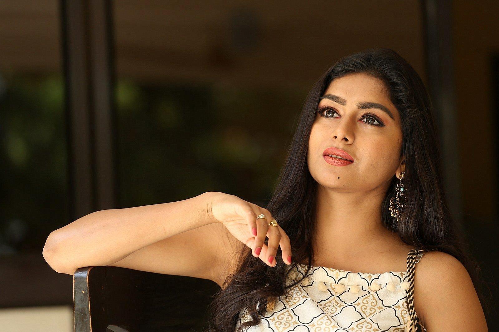 Actress Sai Akshatha New Photos @ Special Movie Trailer Launch